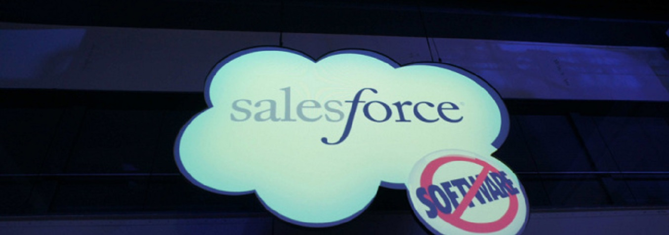 Salesforce Prepping for a Cloud-based Analytics Service